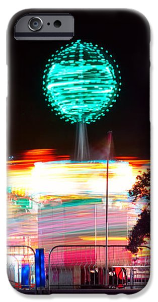 Carnival Excitement iPhone Case by James BO  Insogna