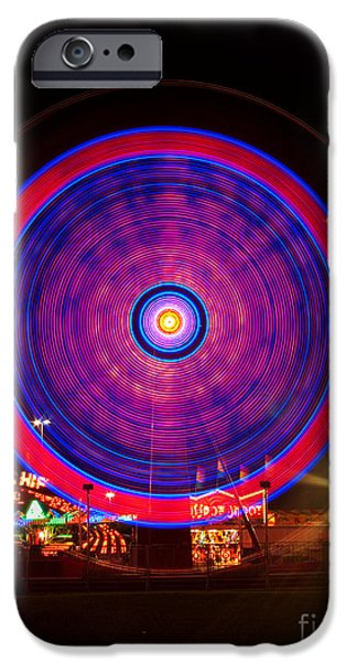 Carnival Hypnosis iPhone Case by James BO  Insogna