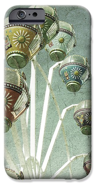 Amusements iPhone Cases - Carnivale iPhone Case by Andrew Paranavitana
