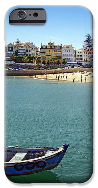Cascais iPhone Case by Carlos Caetano