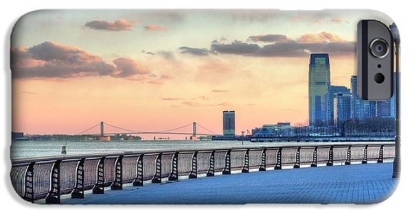 Hudson River iPhone Cases - Castle Point  iPhone Case by JC Findley