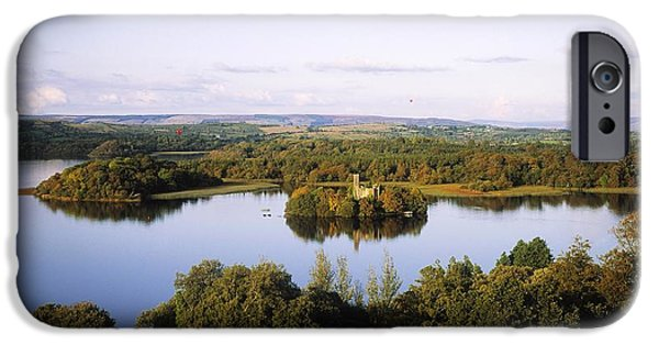 Historic Site iPhone Cases - Castleisland Lough Key Forest Park iPhone Case by The Irish Image Collection