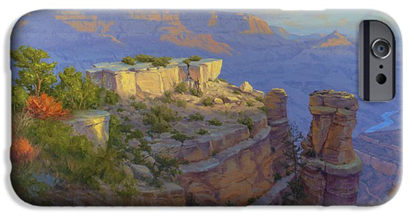 Recently Sold -  - Grand Canyon iPhone Cases - Castles in the Sky iPhone Case by Cody DeLong