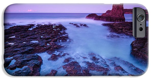 Cathedral Rock iPhone Cases - Cathedral Rock III iPhone Case by Andre Distel