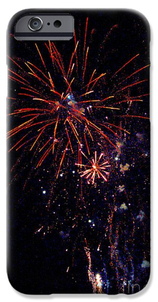 4th July iPhone Cases - Celebration 20150724-1 iPhone Case by Alan Look