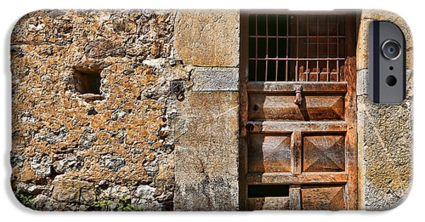 Old Barns iPhone Cases - Celoca_155A9439 iPhone Case by Diana Sainz