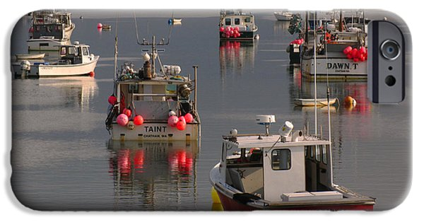 Chatham iPhone Cases - Chatham Harbor iPhone Case by Juergen Roth
