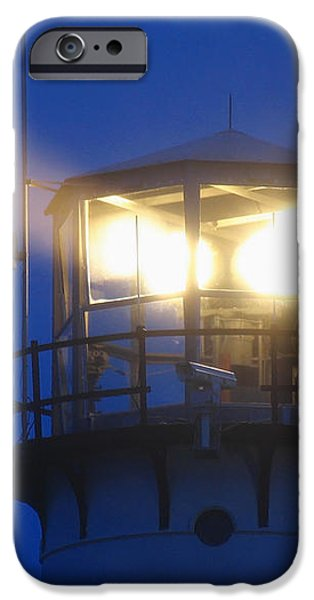 Chatham Light iPhone Case by Juergen Roth