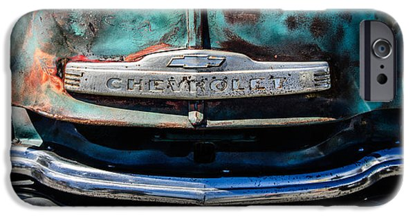 Buy iPhone Cases - Chevrolet Truck Grille Emblem -0839c2 iPhone Case by Jill Reger