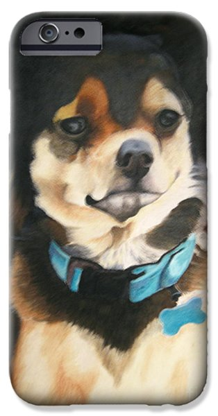 Chiwawa iPhone Cases - Chiwawa  iPhone Case by John Huntsman