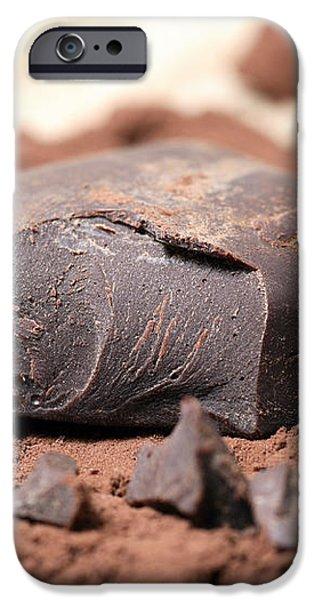 Chocolate iPhone Case by Frank Tschakert
