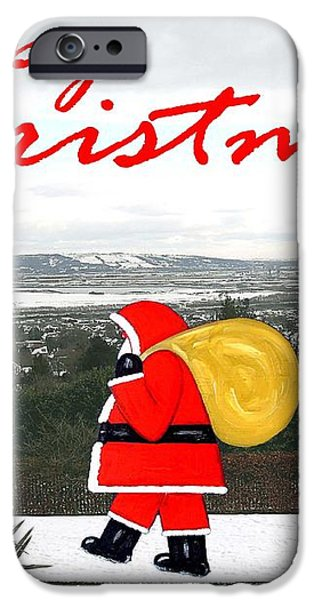 CHRISTMAS 23 iPhone Case by Patrick J Murphy