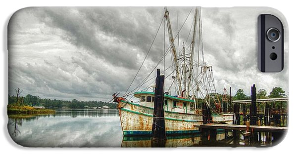 Micdesigns iPhone Cases - Christy Lynn on Bon Secour iPhone Case by Michael Thomas