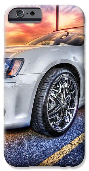 Chrysler 300 iPhone Case by Nicholas  Grunas
