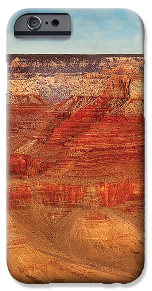 City - Arizona - The Grand Canyon iPhone Case by Mike Savad