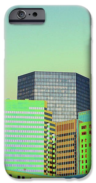 City of Colors iPhone Case by Karol  Livote