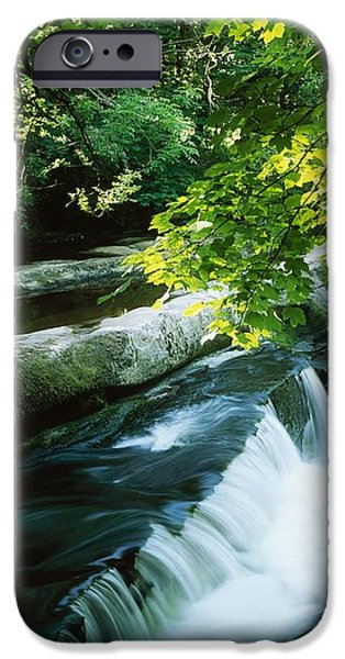Clare Glens, Co Clare, Ireland iPhone Case by The Irish Image Collection