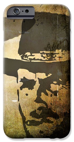 Rust iPhone Cases - Clint  iPhone Case by Todd and candice Dailey