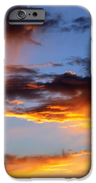 clouds iPhone Case by Michal Boubin