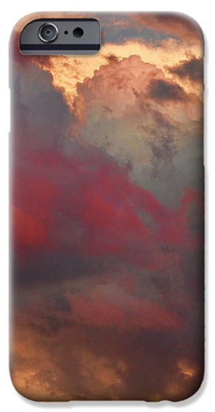 Cloudscape Sunset 46 iPhone Case by James BO  Insogna