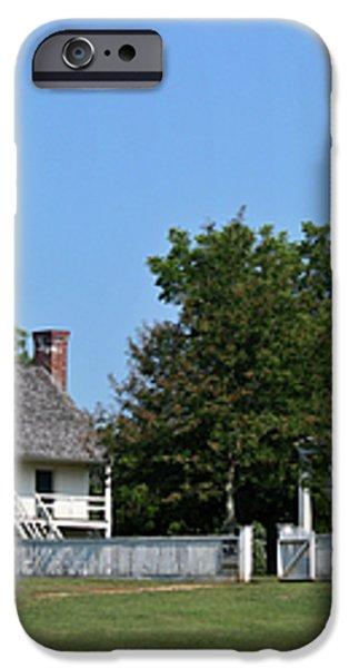 Clover Hill Tavern Appomattox Court House Virginia iPhone Case by Teresa Mucha
