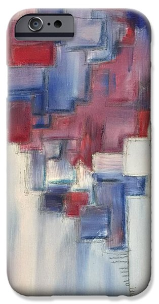Gloss Varnish iPhone Cases - Clutter iPhone Case by Brittany Houchin