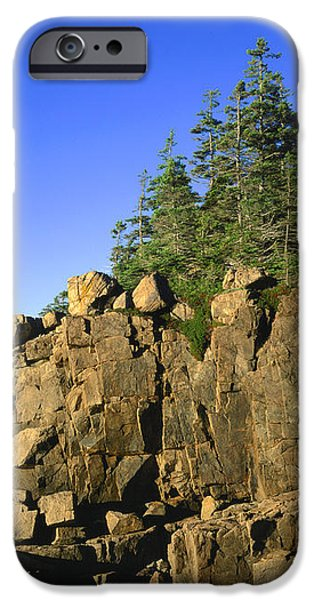 Coastal Maine iPhone Case by John Greim