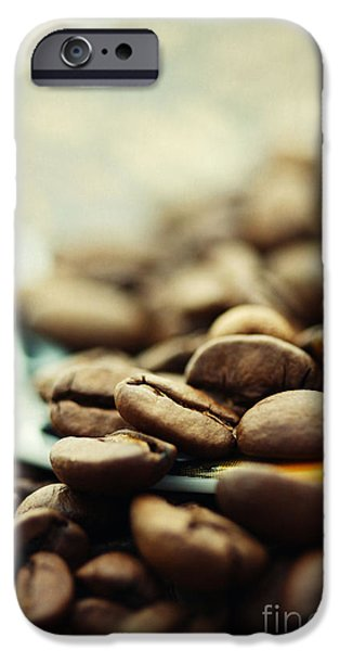 Small iPhone Cases - Coffee 2 iPhone Case by SK Pfphotography