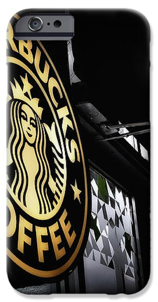 Coffee Break iPhone Case by Spencer McDonald