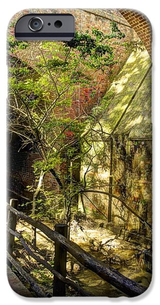 War iPhone Cases - Colonial Williamsburg  v9 iPhone Case by John Straton