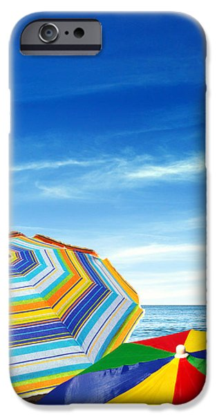 Colorful Sunshades iPhone Case by Carlos Caetano