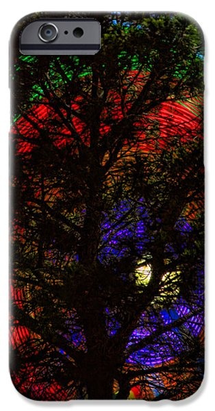 Colorful Tree iPhone Case by James BO  Insogna