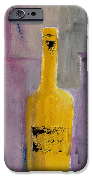 Malbec iPhone Cases - Conspicuous Consumption iPhone Case by Diana Wade