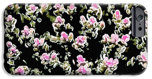 Granulatus iPhone Cases - Coral spawning  iPhone Case by Lanjee Chee