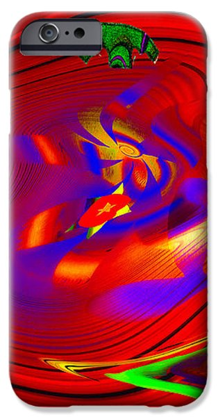 Cosmic Soup iPhone Case by Bill Cannon