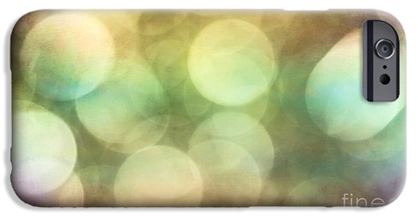 Corporate Art Photographs iPhone Cases - Cosmos iPhone Case by Jan Bickerton