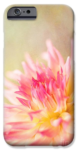 Floral Photographs iPhone Cases - Cotton Candy iPhone Case by Reflective Moment Photography And Digital Art Images