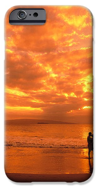 Couples Vacation iPhone Case by Dave Fleetham - Printscapes
