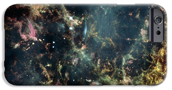 Recently Sold -  - Stellar iPhone Cases - Crab Nebula iPhone Case by Space Telescope Science Institute / NASA
