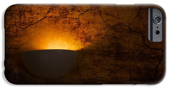 Strange iPhone Cases - Cracked Wall iPhone Case by Svetlana Sewell