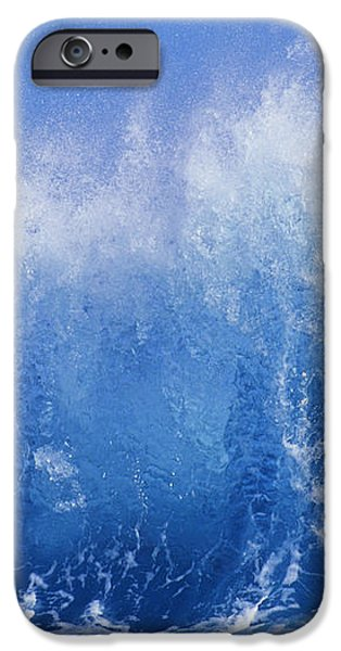 Crashing On Shore iPhone Case by Vince Cavataio - Printscapes
