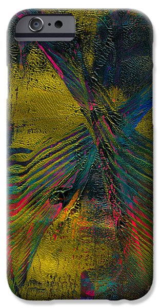 Destiny iPhone Cases - Crossing Destiny iPhone Case by Laura L Leatherwood