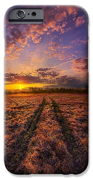 Recently Sold -  - Storm iPhone Cases - Crossroads iPhone Case by Phil Koch