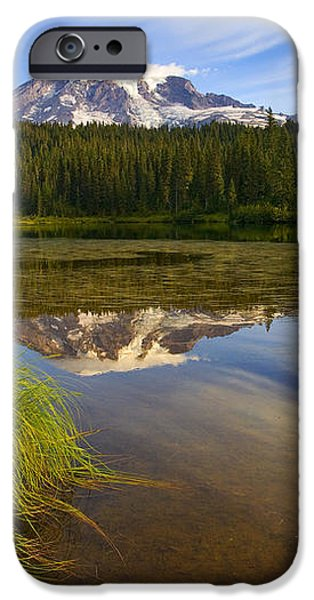 Crystal Clear iPhone Case by Mike  Dawson