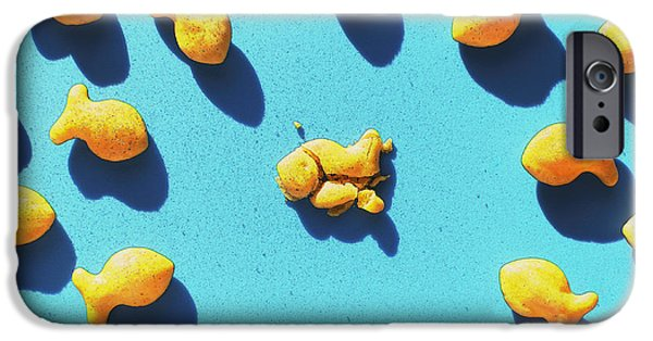 Intrigue iPhone Cases - Curiosity iPhone Case by Luke Moore
