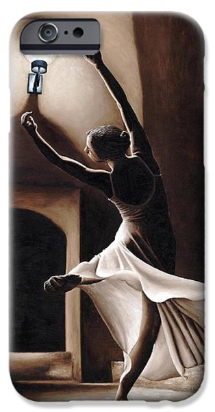 Dance Seclusion iPhone Case by Richard Young