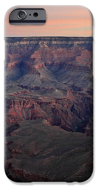 Dawn at Grand Canyon iPhone Case by Pierre Leclerc Photography