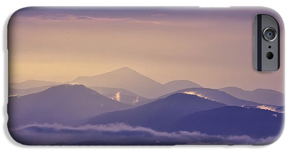 Cloudscape Photographs iPhone Cases - Dawn Breaks iPhone Case by Rob Travis