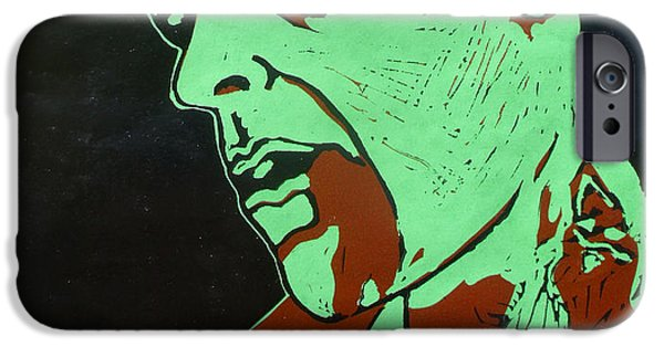 Dawn Of The Dead iPhone Cases - Dawn of the Dead print 2 iPhone Case by Sam Hane