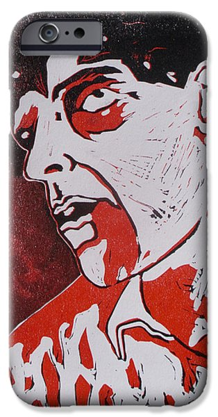 Dawn Of The Dead iPhone Cases - Dawn of the dead print 4 iPhone Case by Sam Hane